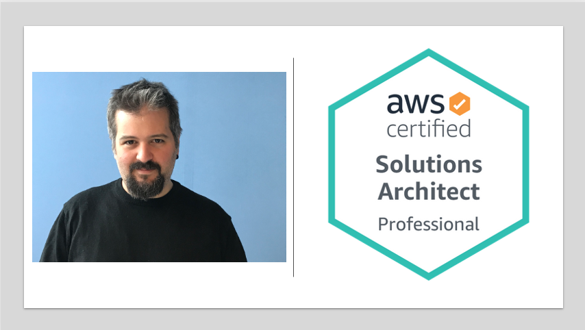 Berk Ulsoy AWS certified Solution Architect Professional